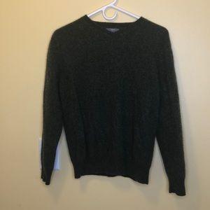 100% Cashmere Dark Green Sweater